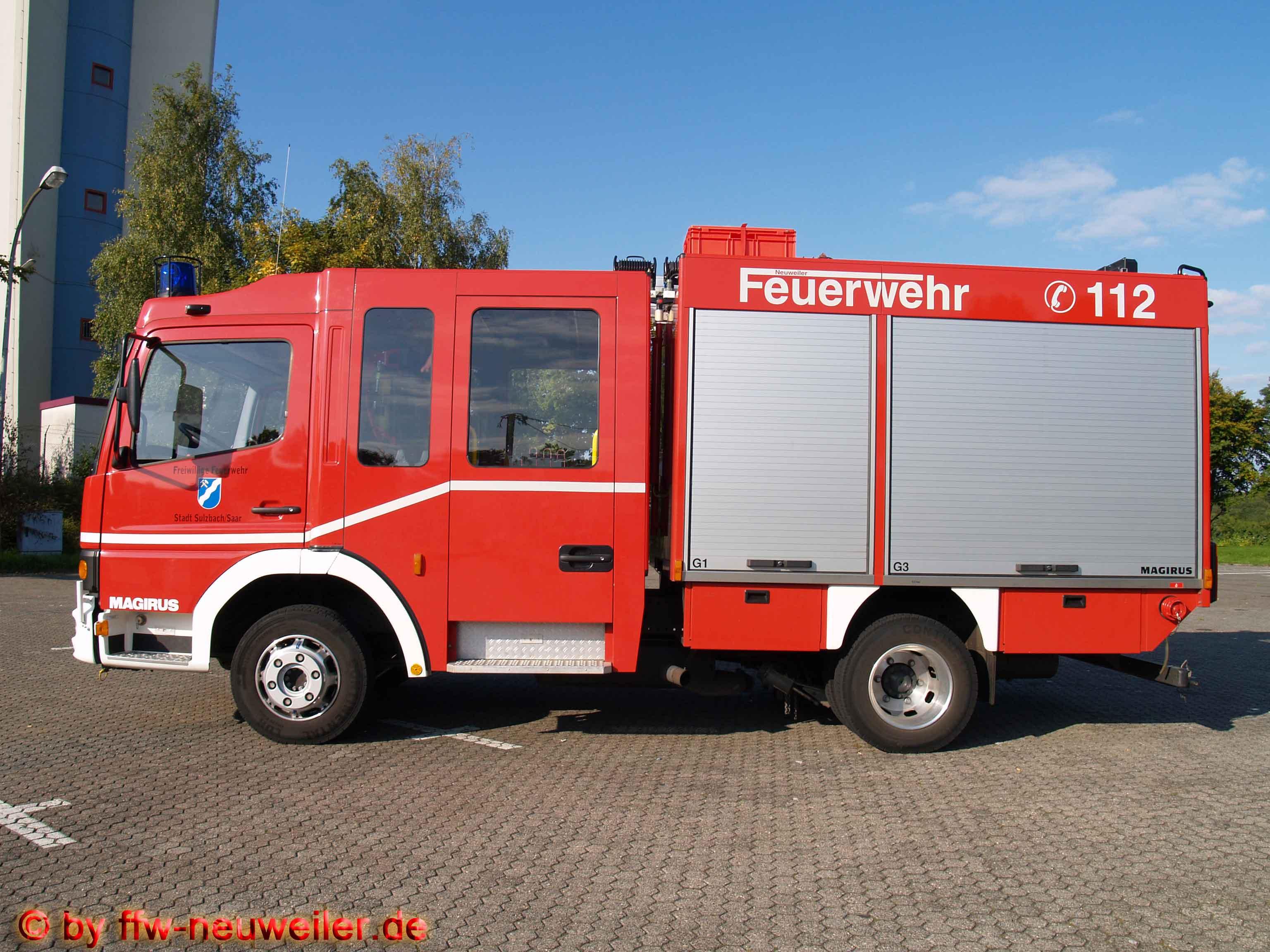 Löschgruppenfahrzeug - LF 10/6 - Florian Sulzbach 4/42
